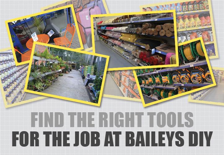 Baileys DIY Tools