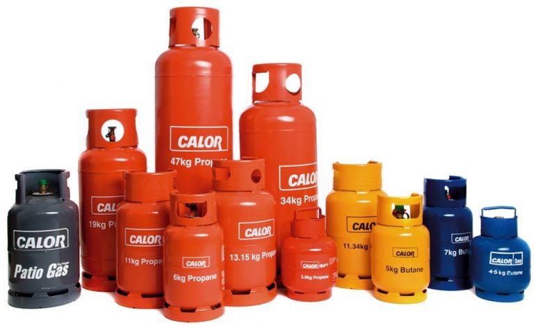 Calor Gas Refills